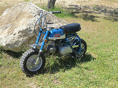 Honda : Other 1970 honda mini trail z 50 k 2