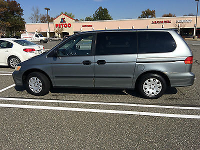 Honda : Odyssey LX Mini Passenger Van 5-Door 2001 honda odyssey lx mini passenger van 5 door 3.5 l