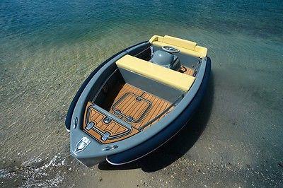 2015 Evolution Tenders M10 Jet Yacht tender