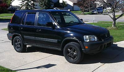 Honda : CR-V EX Sport Utility 4-Door 2000 honda cr v ex sport utility 4 door 2.0 l awd 4 x 4