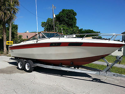 ***Vintage 1980 Chris Craft Scorpion 230***