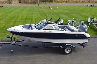 2013 FOUR WINNS H180 BOWRIDER, 18FT, YAMAHA 90HP 4STROKE O.B. , GPS, W/ TRAILER