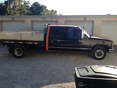 chevrolet 3500 silverado crew cab pickup 4 door cars for sale. Black Bedroom Furniture Sets. Home Design Ideas