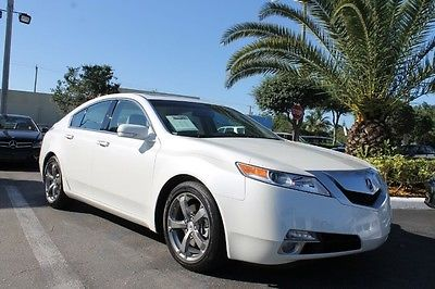 Acura : TL SH-AWD Tech Pkg + 6 spd 2011 acura tl awd sport package 6 spd manual tech package rare rare rare