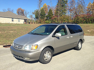 Toyota : Sienna XLE Edition 2001 toyota sienna xle edition w leather runs great lots of extras