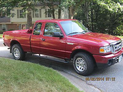 Ford : Other Pickups XLT 2011 ford ranger 4 x 4 xlt super cab