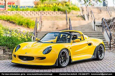 Lotus : Elise GT Widebody Roadster 2.4 l honda powered 300 bhp