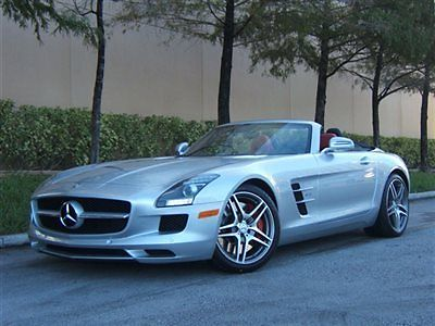 2012 mercedes benz sls amg roadster cars for sale for Mercedes benz sls amg convertible for sale