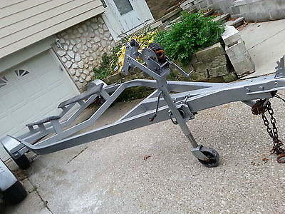 Nice boat trailer for sale