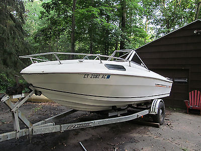 1983 18.8 ft Marquis Power Boat Merc cruiser engine