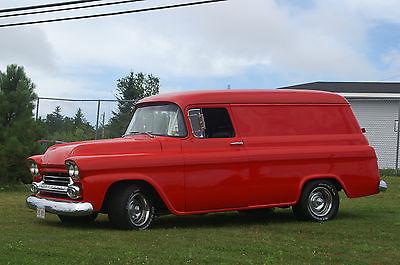 Chevrolet : Other . 1958 chevrolet panel van