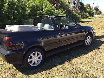Volkswagen : Cabrio GLS Convertible 2-Door 1999 volkswagen cabrio gls convertible 2 door 2.0 l