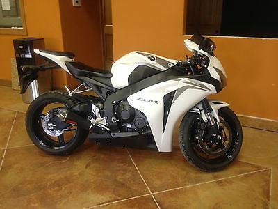 Honda : CBR Honda CBR1000RR 2009 White/Black