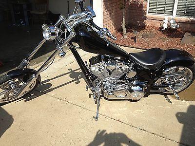 Custom Built Motorcycles : Chopper 2004 american ironhorse texas chopper