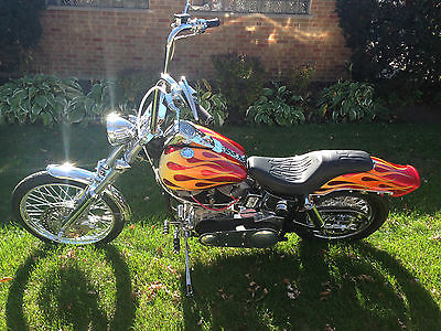Harley Super Glide Fxe Motorcycles for sale