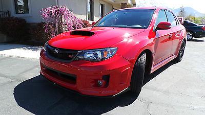 Subaru : WRX Impreza WRX STI Sedan 4-Door 2011 subaru impreza wrx sti sedan 4 door 2.5 l amazing performance
