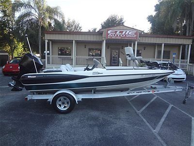 TRITON 180 PREMIERE BASS BOAT~BARELY USED~RUNS AND LOOKS AWESOME~90 PICTURES~WOW