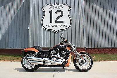 Harley-Davidson : VRSC 2008 harley davidson 105 th year anniversary v rod vrscaw loud and super clean