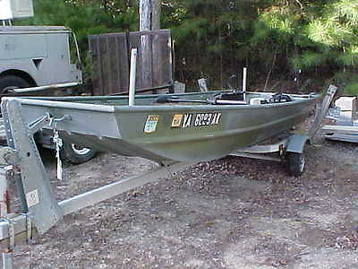 10 Ft Jon Boat Trailer Boats For Sale