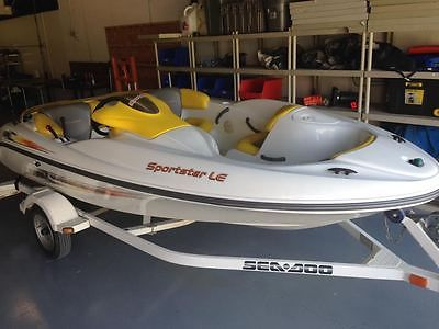 2003 Seadoo Sportster boat  speedster challenger Super CLEAN!