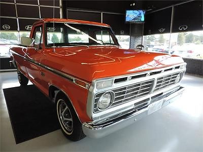 Ford : F-100 EXPLORER  1994 ford f 100