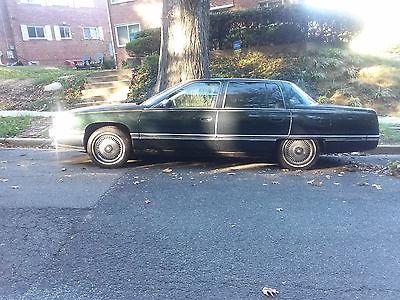 Cadillac : DeVille D'elegance 1994 cadillac deville base sedan 4 door 4.9 l only 1100