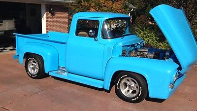 Ford : Other Pickups Custom Fully Restored 1956 ford f 100 fully restored
