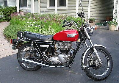Triumph : Bonneville 1978 triumph t 140 bonneville vintage motorcycle