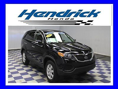 Kia : Sorento 2WD 4dr I4 LX ONE OWNER 2WD CLOTH HENDRICK CERTIFIED BLUETOOTH SIRIUS RADIO CD IPOD/MP3 INPUTS