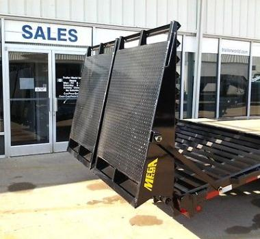 2015 Big Tex Trailer 14GN-20' + 5' Gooseneck Flatbed Equipment Trailer, 2