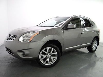 Nissan : Rogue 2011 nissan sv awd leather navi sunroof 1 owner clean carfax we finance