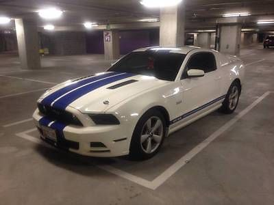 Ford : Mustang GT 2013 ford mustang gt coupe 2 door 5.0 l