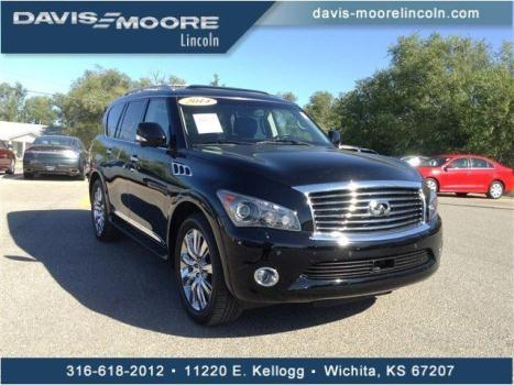 Infiniti : Other Base Sport Utility 4-Door SUV 5.6L NAV CD 4X4 Tow Hitch Power Steering Air Suspension ABS Brake Assist