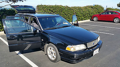 Volvo : V70 Base Wagon 4-Door 1999 volvo v 70 base wagon 4 door 2.4 l 2 nd owner clean title