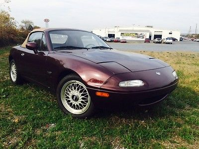 mazda mx 5 miata m edition convertible 2 door cars for sale. Black Bedroom Furniture Sets. Home Design Ideas