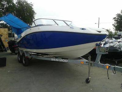 2012 Seadoo 210 Challenger