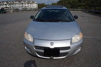 Dodge : Stratus SE PLUS/SXT 2002 dodge stratus se plus 1 owner 64 k warranty