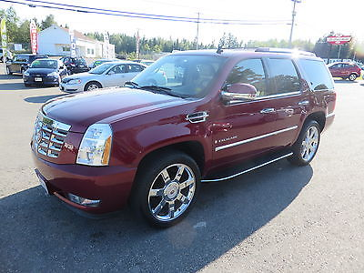 Cadillac : Escalade LUXURY EDITION!! JUST LIKE NEW, ONLY 27,XXX MILES, DVD, NAVIGATION!!