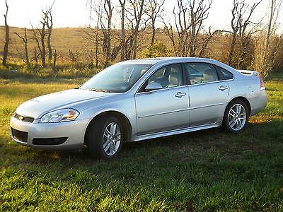 2012 chevrolet impala sedan ltz cars for sale. Black Bedroom Furniture Sets. Home Design Ideas