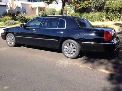 Lincoln Town Car Ultimate L Sedan 4 Door Cars For Sale In California