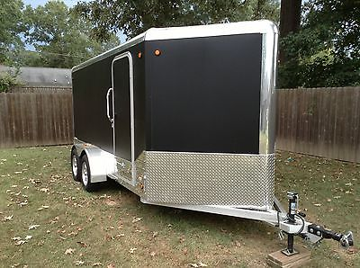 2013 All-Aluminum Legend 7x17 trailer