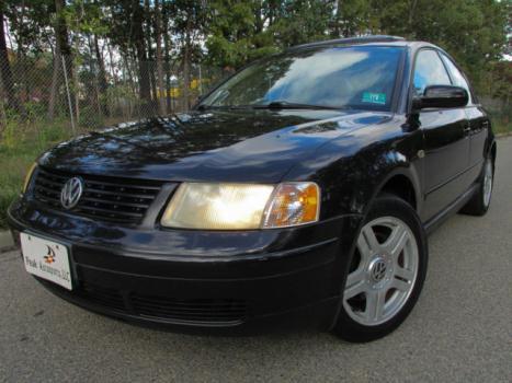 Volkswagen : Passat 4dr Sdn GLX 01 vw passat glx v 6 only 44 k miles 1 owner 60 pics no accidents leather wood