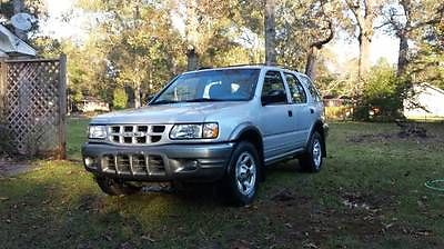 Isuzu : Rodeo rodeo 2001 isuzu rodeo 160 000 miles one owner