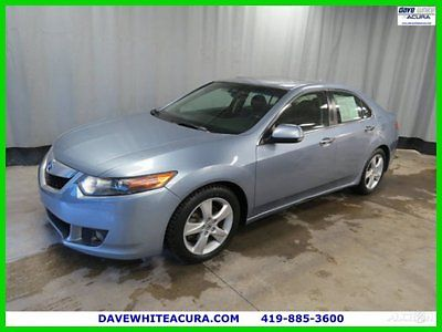 Acura : TSX 2009 used 2.4 l i 4 16 v fwd sedan moonroof premium