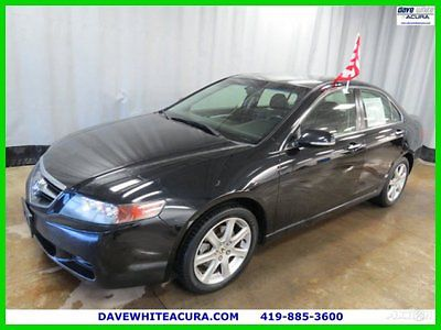 Acura : TSX 2004 used 2.4 l i 4 16 v fwd sedan moonroof premium
