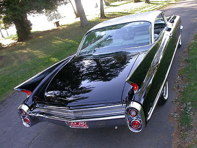 Cadillac : DeVille 2 door coupe 1960 cadillac coupe deville best one on the planet