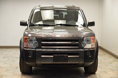 Land Rover : LR3 HSE7 HSE 2005 land rover lr 3 hse 3 rd row tv dvd navigation