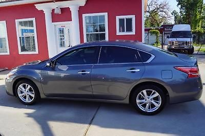 Nissan : Altima 2.5SL TECHNOLOGY PACKAGE 2014 nissan altima 2.5 sl tech package navigation 650 miles bose sunroof leather