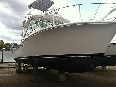 2004 Luhrs 34' *Partial Submersion*