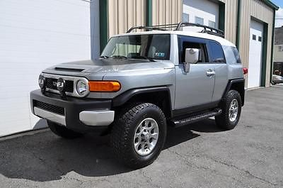 toyota fj cruiser cars for sale in scranton pennsylvania. Black Bedroom Furniture Sets. Home Design Ideas